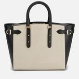 Aspinal of London Women's Marylebone Tote Bag - Monochrome