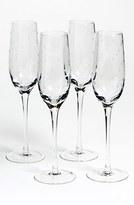 Kate Spade 'Larabee Dot' Champagne Flutes