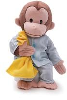 """Gund Curious George in Pajamas - 12"""" x 8"""" x 6"""""""