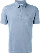 Officine Generale classic polo shirt - men - Cotton - M