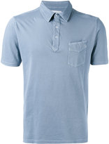 Officine Generale classic polo shirt - men - Cotton - S
