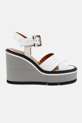Clergerie Alive Wedge Sandals