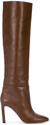 Oscar de la Renta Margot knee-high boots