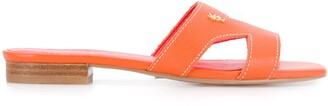 Kurt Geiger Odina cutout sandals