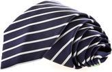 Haggar Diagonal Striped Tie