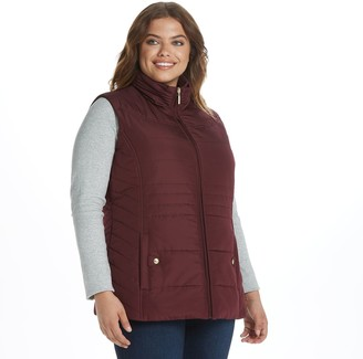 Women's Weathercast Midweight Puffer Vest