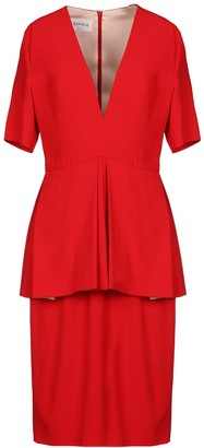 DANIELE CARLOTTA Knee-length dresses - Item 34893058VT