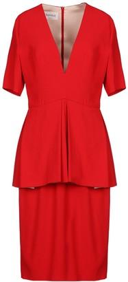 DANIELE CARLOTTA Knee-length dresses