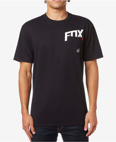 Fox Men's Wound Out Logo-Print T-Shirt