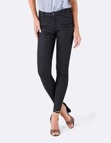 Forever New Ivy Mid Rise Full-Length Skinny Jeans
