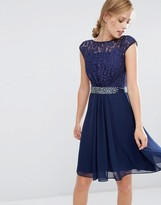 Coast Lori Lee Lace Dress