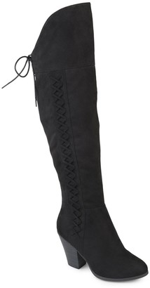 Journee Collection Spritz Women's Over-The-Knee Boots