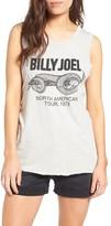 Junk Food Clothing Women's Billy Joel Tank