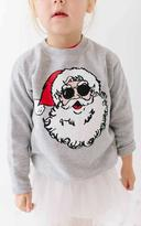 Ily Couture Kids Santa Sweatshirt