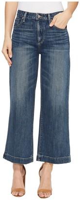 Lucky Brand Women's Wide Leg Crop Jean in Hope 26