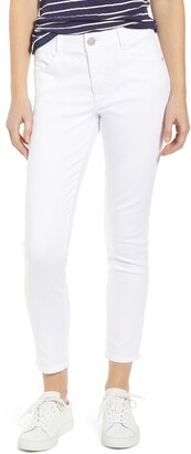 Wit & Wisdom Ab-Solution High Waist Ankle Skinny Jeans