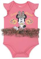 Disney Baby Girls' Minnie Mouse Tutu Bodysuit