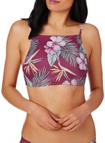 Billabong Crop Tank Mas Olas Bikini Top