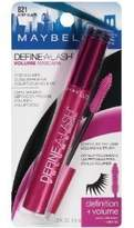 Maybelline Define-A-Lash Volume Mascara: Very Black by