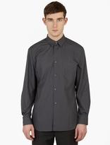 Comme Des Garcons Shirt Narrow Classic A Shirt Poplin