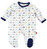 Magnificent Baby Magnetic Me Modal Footie