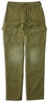Ralph Lauren Boys' Herringbone Twill Slim Cargo Pants - Sizes 8-20