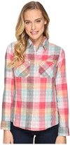 Woolrich Conundrum Eco Rich Convertible Shirt Women's Long Sleeve Button Up