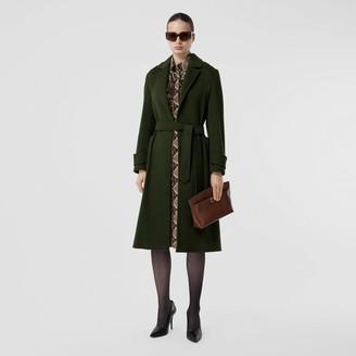 Burberry Cashmere Wrap Coat