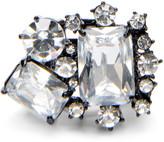 Betsey Johnson Multi Stone Cocktail Ring