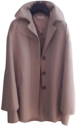 Celine Beige Cotton Coats
