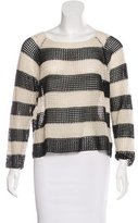 Mason Wool & Cashmere Striped Sweater