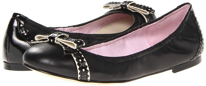 Tommy Hilfiger Fanatic (Black/Black/Chic Cream) - Footwear
