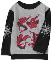 Gymboree Spidey Web Top