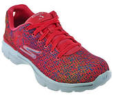 Skechers GO Walk 3 Printed Lace-up Sneakers -Digitize