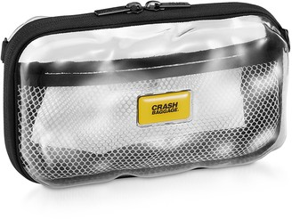 clear Crash Baggage Mini Share Hard Travel Case