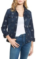 Current/Elliott Women's The Mechanic Denim Jacket