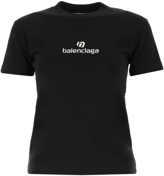 Balenciaga Sponsor Logo T-Shirt