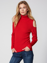 525 America Cut Out Turtleneck
