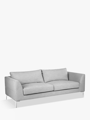 John Lewis & Partners Belgrave Grand 4 Seater Sofa, Metal Leg