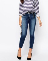 A Gold E A-Gold-E Sophie Ankle Grazer Skinny Jeans
