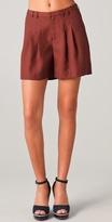 Drapey Pleated Short