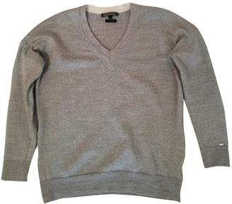 Tommy Hilfiger Grey Wool Knitwear for Women