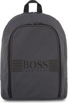 BOSS Logo backpack