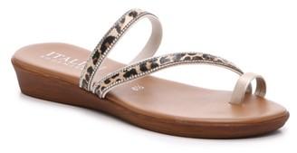 Italian Shoemakers Jaide Wedge Sandal