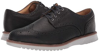 Foot Joy FootJoy Club Casual Wing Tip (Brown) Men's Golf Shoes