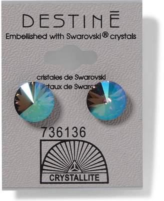 Crystallite 931 Paradise Shine Rivoli Earrings