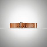 Ralph Lauren Vachetta Double-Prong Belt