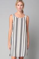 Vila Mid-length dresses - White / Ecru white