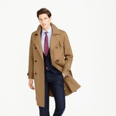 J.Crew Ludlow double-breasted water-repellent trench coat