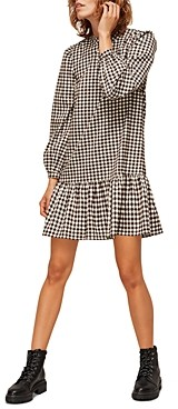 Whistles Gingham Shift Dress